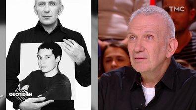 """Jean-Paul Gaultier : """"Je ne serais peut-être pas là où je suis sans Francis"""""""