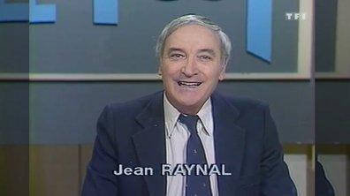 Hommage à Jean Raynal ancien présentateur de Téléfoot