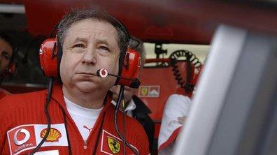 Jean Todt quitte Ferrari