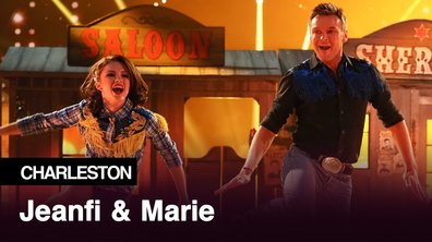 Jeanfi Janssens et Marie Denigot | Cotton Eye Joe | Charleston