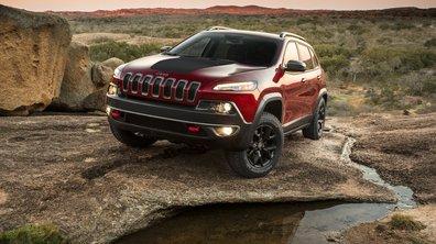 Salon de New York 2013 : Jeep Cherokee, la rupture totale