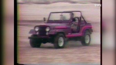 Fin de la CJ7, 46 ans d'histoire de Jeep - Automoto 1er mars 1986