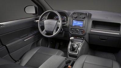 Jeep Compass et Patriot : nouvel intérieur !
