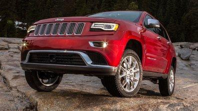 Jeep Grand Cherokee Trackhawk : confirmé pour l'été 2017 ?