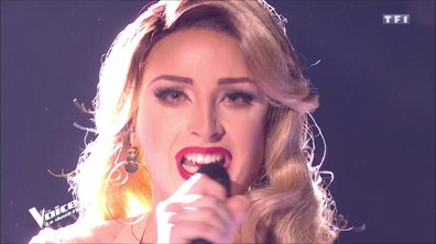 [Jenifer] – Léona Winter « Mourir sur scène » (Dalida) – Demi-finale