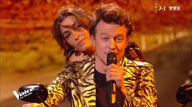Jenifer et Sidoine – « J'ai un problème » (Johnny Hallyday et Sylvie Vartan) en duo pour la finale 2019