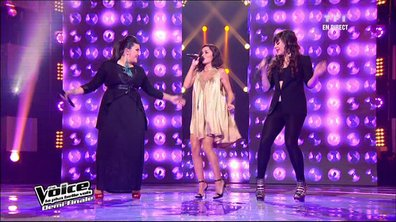 Jenifer & Amalya Delepierre & Al.Hy - (I Can't Get No) Satisfaction (The Rolling Stones) (saison 01)