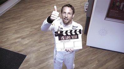 Insolite : Jenson Button, nouveau roi de la caméra cachée !