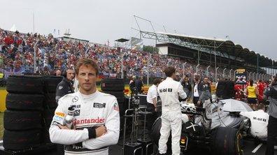 F1 : Button veut rester chez McLaren