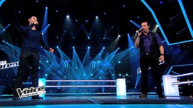 """The Voice 3 - VIDEO : La magnifique battle entre Teiva et Jérémy Bertini sur """"Vivo per leï"""""""