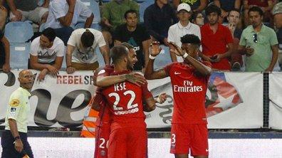 PSG : une courte victoire face à Bastia suffit pour lancer la saison