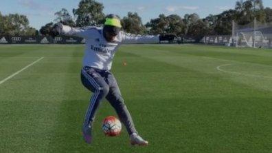 Vidéo insolite : L'incroyable séance de jongles de Jesé au Real Madrid