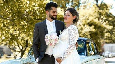 Jesta et Benoît mariés : Denis Brogniart félicite les futurs parents !