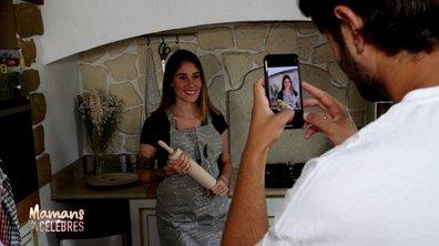 Jesta sort son premier livre de cuisine dans le prochain épisode de Mamans & Célèbres