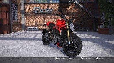 Ride 2 : Découvrez la Ducati Monster 1200 S [PUBLI-REDACTIONNEL]