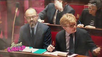 Jeudi Canap - Alain Juppé jeune, grosse toux et tribune VIP : les Foufous de l'Assemblée