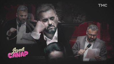 Jeudi Canap : le best-of d'Alexis Corbière et le craquage de Christian Jacob, les Foufous de l'Assemblée