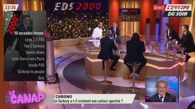 Jeudi Canap : ce jour où Nicolas Sarkozy a réalisé son rêve à la télé