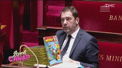 Jeudi Canap - Citation foirée, M. Burns et gros clash : les Foufous de l'Assemblée
