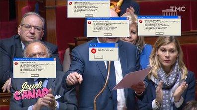 Jeudi Canap : jamais déçus par les Foufous de l'Assemblée
