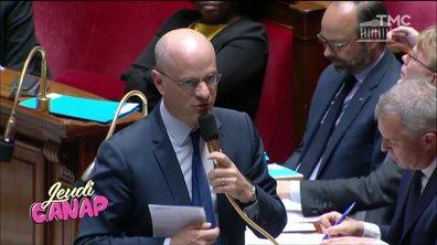 Jeudi Canap : lapsus, punchlines et trottinette, les Foufous de l'Assemblée