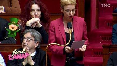 Jeudi Canap : l'ami imaginaire de Jean-Luc Mélenchon est de retour chez les Foufous de l'Assemblée