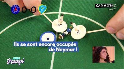 Jeudi Transpi : Un match du PSG en miniature
