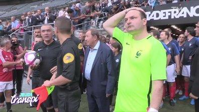 Jeudi Transpi : les députés prennent une raclée au foot