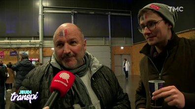 Jeudi Transpi : avec les fans des handballeuses françaises