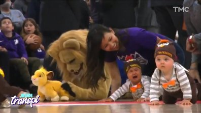 Jeudi Transpi : le fiasco de la course de bébés de la NBA