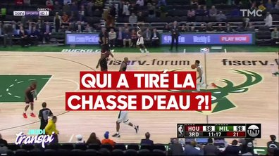 Jeudi Transpi : on apprend plein d'expressions grâce à la NBA