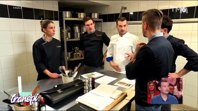Jeudi Transpi : Top Chef, c'est pas QUE de la cuisine