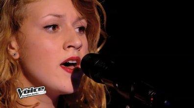 The Voice 3 - VIDEO : Cloé (Team Garou) a embrassé une fille et le chante à la guitare !