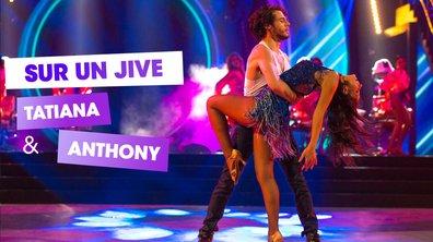 Sur un Jive, Tatiana Silva et Anthony Colette (Maniac)