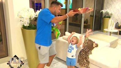 JLC Family - C'est la fête avec Papa pour Chelsea et Cayden !