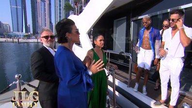 JLC Family - Panique à bord : Sandra et Olivier ont disparu avant les fiançailles !