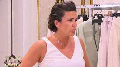 JLC Family - Sandra ne veut plus se fiancer avec Olivier