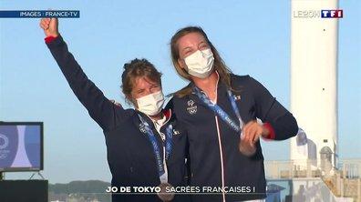 JO de Tokyo 2020 : les Françaises brillent !