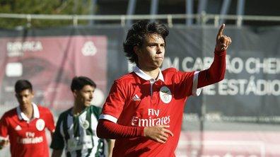 [Exclu Téléfoot 29/04] – Le PSG intéressé par le prodige du Benfica João Félix