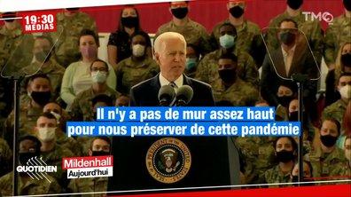 Joe Biden promet 500 millions de vaccins aux pays les plus pauvres