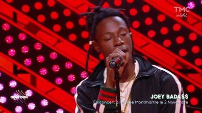 "Joey Bada$$ : ""Temptation"" en live sur Quotidien"
