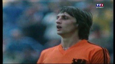 Le onze de rêve de Johan Cruyff