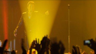 Exclu : une marée de fans pour le concert de Johnny Hallyday à Bordeaux