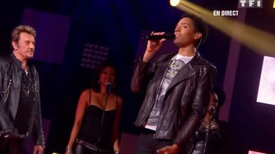 Quand les talents chantaient Johnny Hallyday