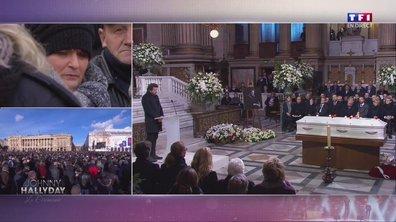 Hommage à Johnny : l'éloge funèbre de Patrick Bruel
