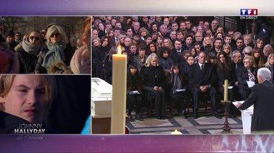 Hommage à Johnny : l'hommage de Philippe Labro à la Madeleine