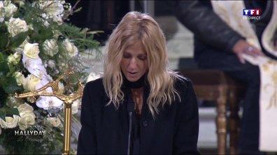 Hommage à Johnny : l'éloge funèbre de Sandrine Kiberlain