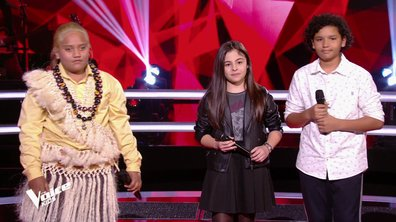The Voice Kids 6 - BATTLES (Patrick Fiori) : Qui de François, Eva ou Ghali a gagné ? (REPLAY)
