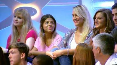MyTELEFOOT - Interactions : Une jolie blonde fait le buzz !
