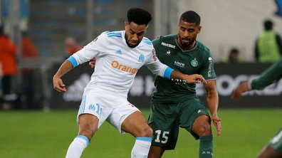 Ligue 1 / OM : Blessé à l'entraînement, Amavi va manquer 3 à 4 semaines de compétition